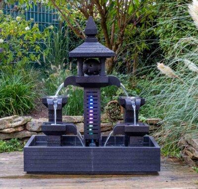 Lavastein Brunnen